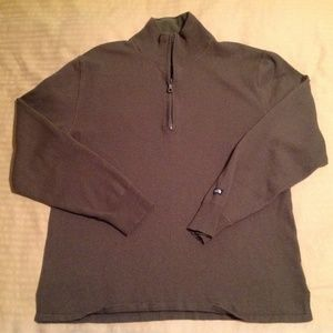 The North Face Men's Size Medium Wool Blend EUC!